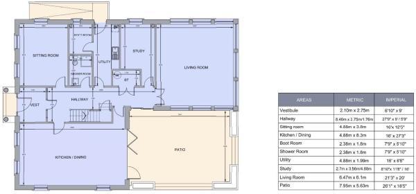 Ground Floor Plot 7