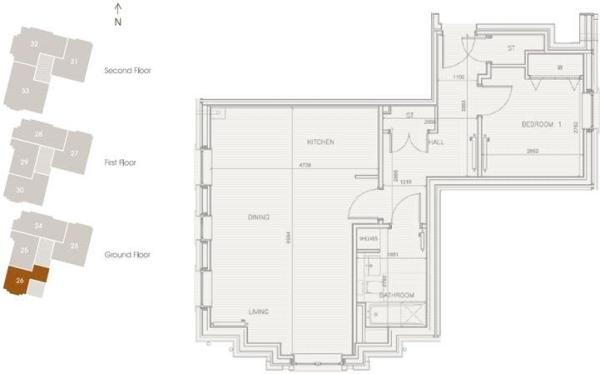 Leaderfoot Floorplan