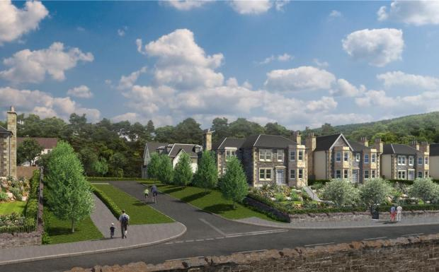 1 bedroom apartment for sale in flat 26 leaderfoot hydro for Hydro gardens
