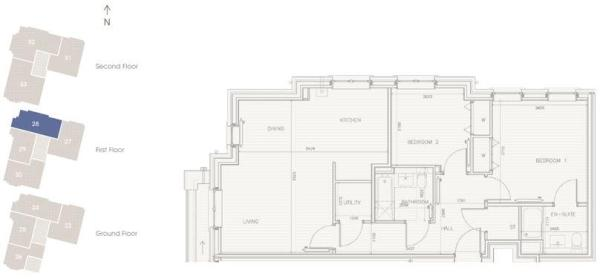 Kelso Floorplan
