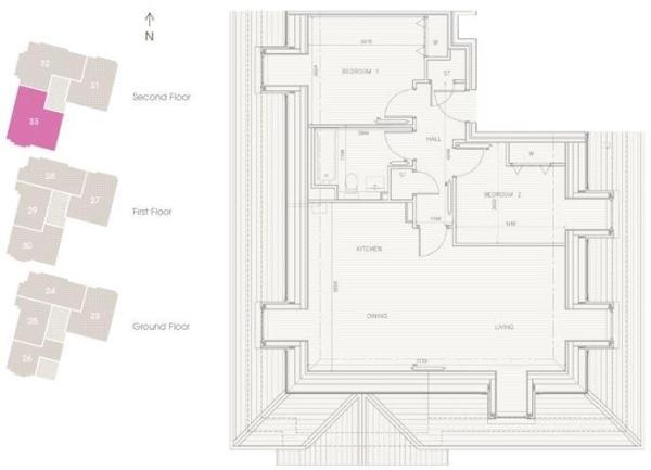 Ladykirk Floorplan