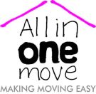 invisible , All in one move - Swindon Lettings logo