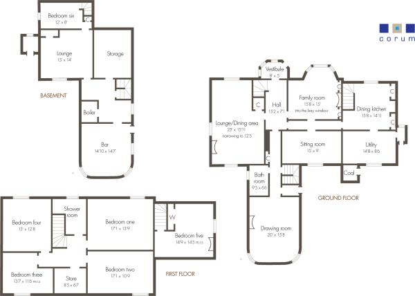 6 Bedroom Detached Villa For Sale In Towerhill House 29