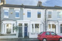 Terraced home in Pursers Cross Road...