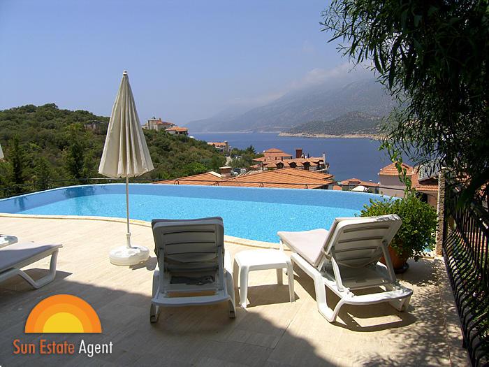 Villa for sale in Antalya, Kas, Kas