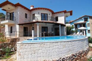 4 bedroom Villa in Antalya, Kas, Kas