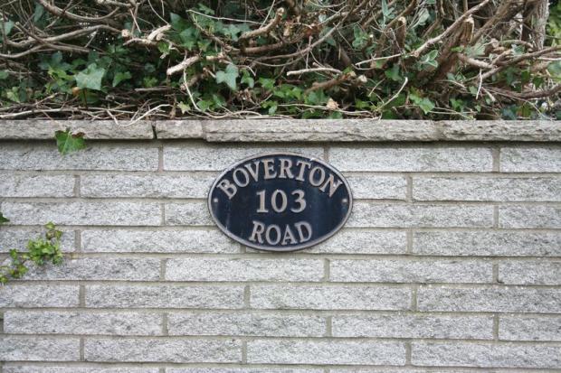 103 Boverton Road