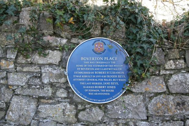 Boverton Place