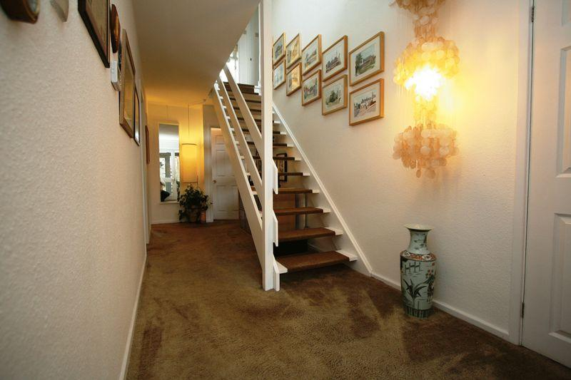 Inviting Hallway