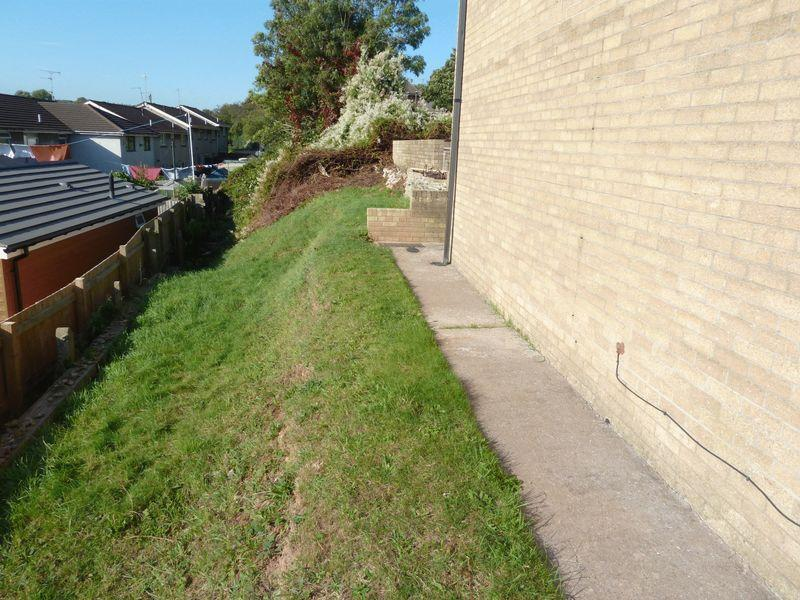 Side Garden Space