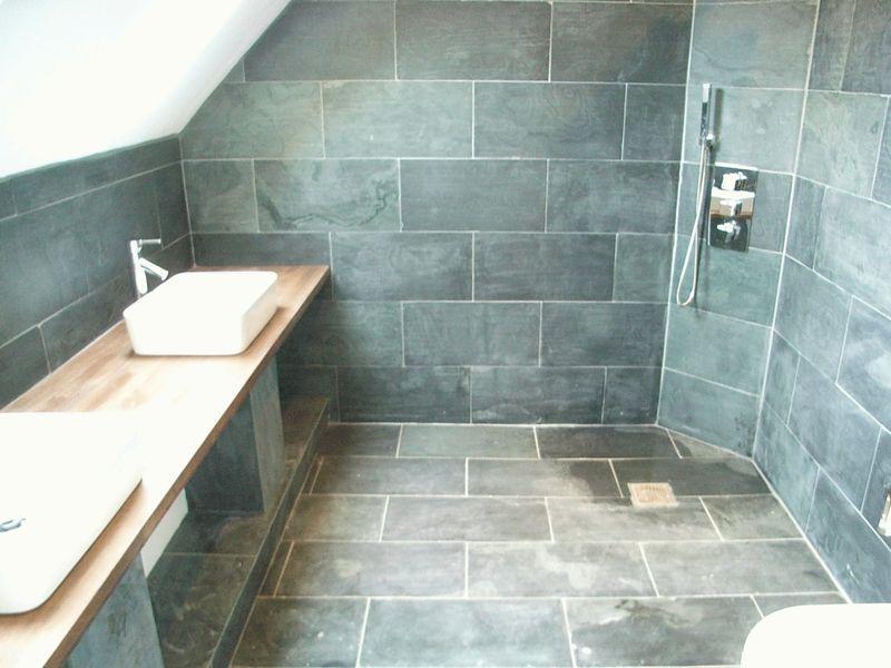 Slate Wet Room