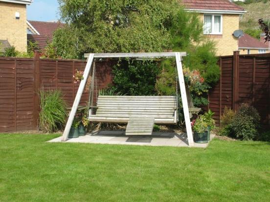 Summer Garden ...