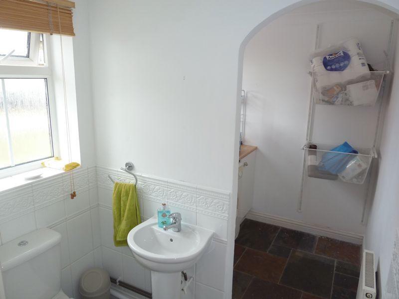 Cloakroom/WC a...