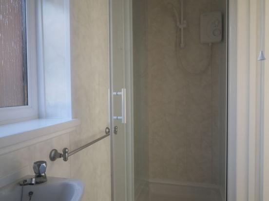 Annexe Shower/WC