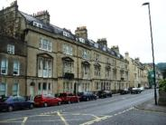 Flat in Bathwick Street, , Bath...