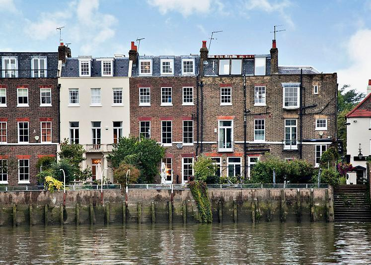 5 bedroom town house for sale in hammersmith terrace