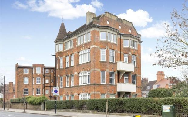 3 Bedroom Apartment For Sale In Sydney House Woodstock Road Bedford Park Chiswick W4 W4