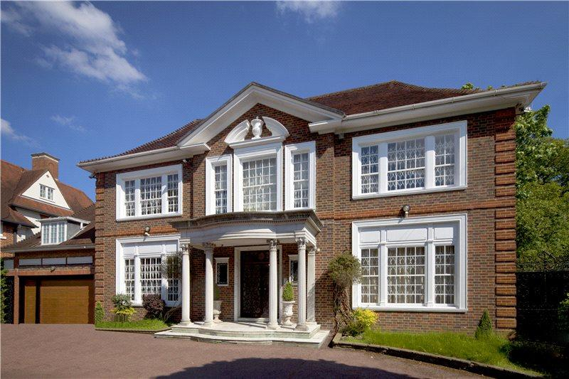 6 bedroom detached house for sale in winnington road for Six bedroom house for sale