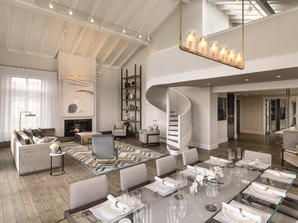 4 Bedroom Penthouse For Sale In Abbots House St Mary Abbots Terrace London W14 W14