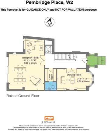 Proposed RG Floor