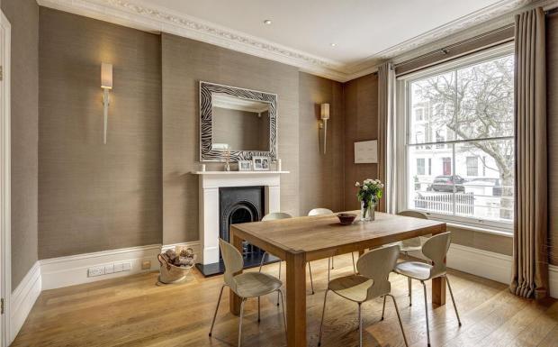 5 bedroom terraced house for sale in scarsdale villas for 10 dobbs terrace scarsdale