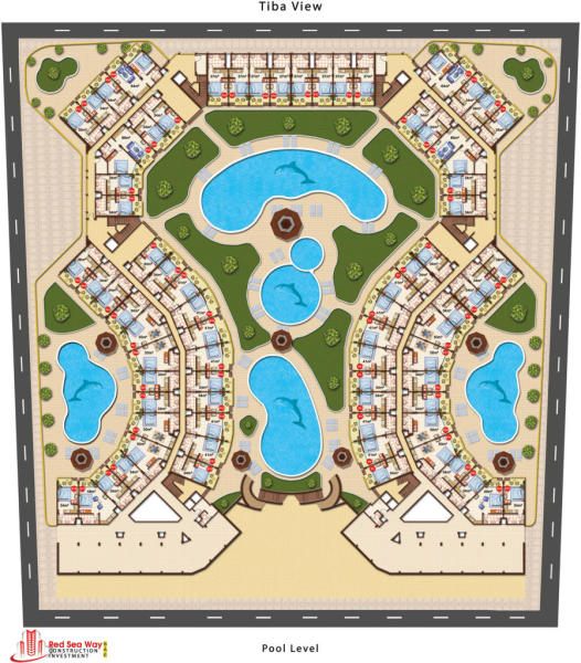 Pool Level Plan