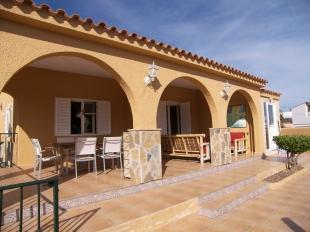 4 bed Villa in Andalusia, Almer�a...