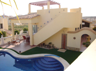 3 bedroom Villa in Andalusia, Almer�a, Turre
