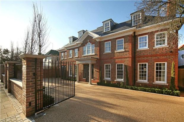 7 bedroom house for sale in roehampton gate roehampton for Luxury homes in london