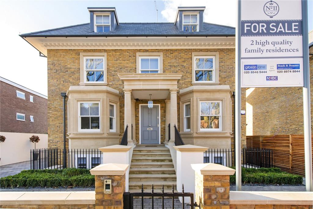 5 bedroom detached house for sale in 11 albany park road kingston upon thames kt2 kt2