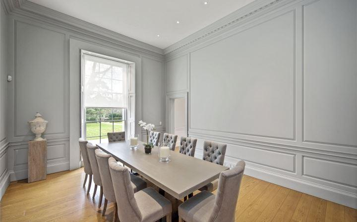 Crestron,Dining room
