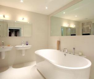 Beige Bath Mirrors Design Ideas Photos Inspiration