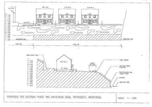Plans for new properties