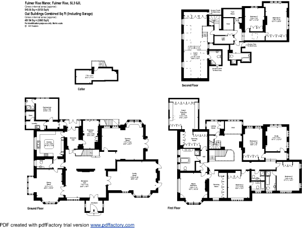 8 Bedroom House For Sale In Fulmer Rise Manor Fulmer Rise