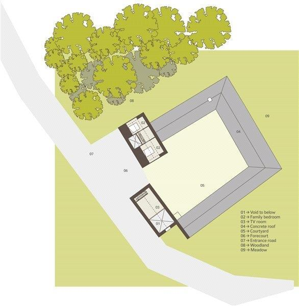 Cottages 1st Floor