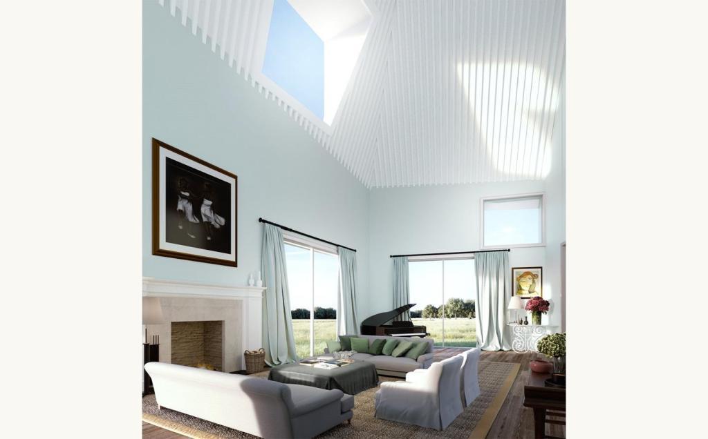 Cgi -  Sitting Room