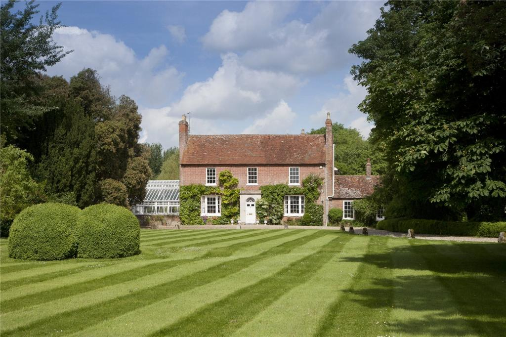 Rural Property For Sale Wiltshire Pewsey