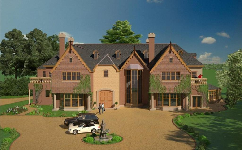 Proposed Main House
