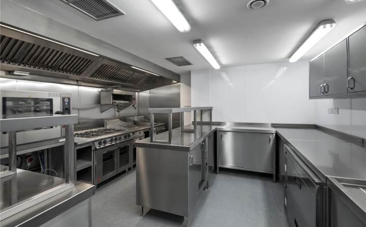 Preparation Kitchen