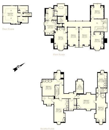 First & Second Floor