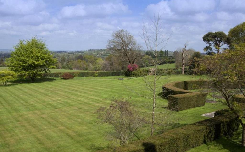 View Over Lawn