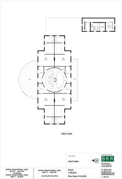 Proposed 1st Floor