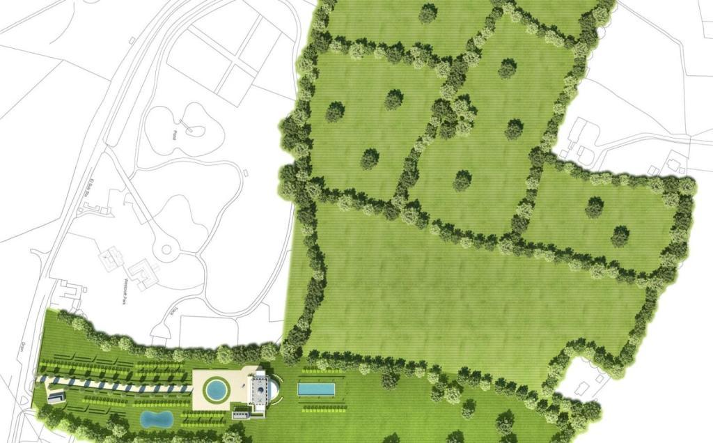 Ascot Park Site Plan