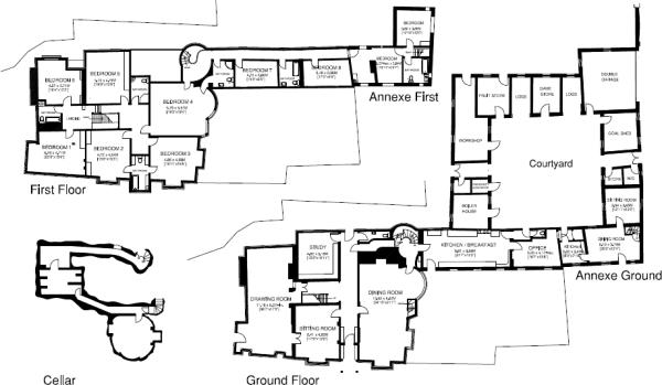 Main House (Lot 1)