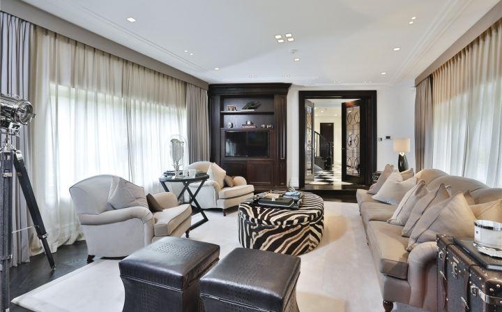 Oro Bianco,Lounge