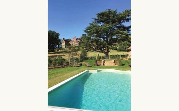 10 Bedroom Detached House For Sale In Chinthurst Hill Wonersh Guildford Surrey Gu5 Gu5