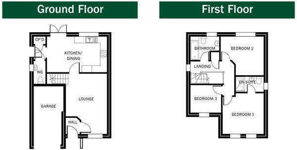 Cranmore Floor plan.