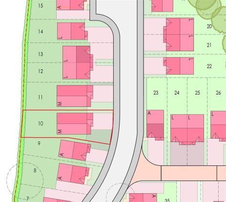 Site Plan for Wilkin