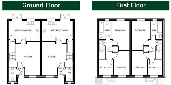 Shirland Floor Plan.