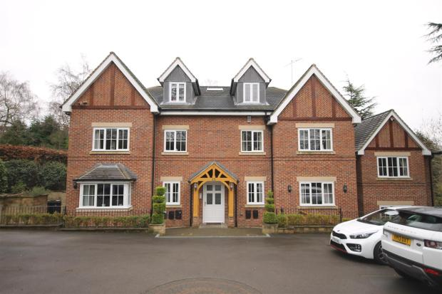 2 Bedroom Apartment For Sale In Somersall Lane Somersall Chesterfield S40